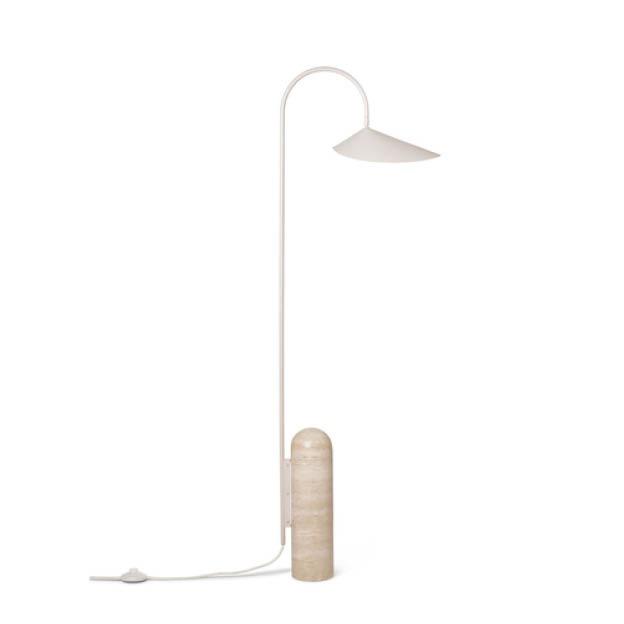 Ferm Living Arum vloerlamp cashmere beige Floor lamp