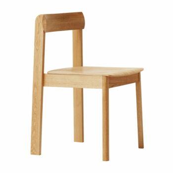 Form refine blueprint stoel naturel eiken