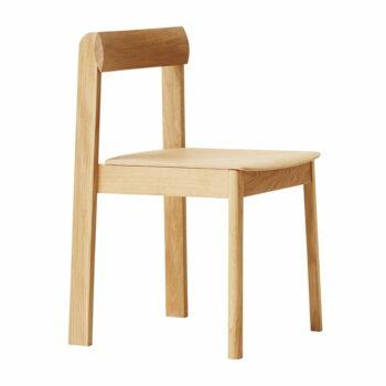 Form refine blueprint stoel eiken wit geolied