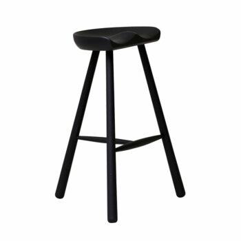 Form refine shoemaker chair 68 zwart