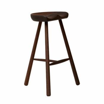 Form refine shoemaker chair 68 gerookt eikenhout