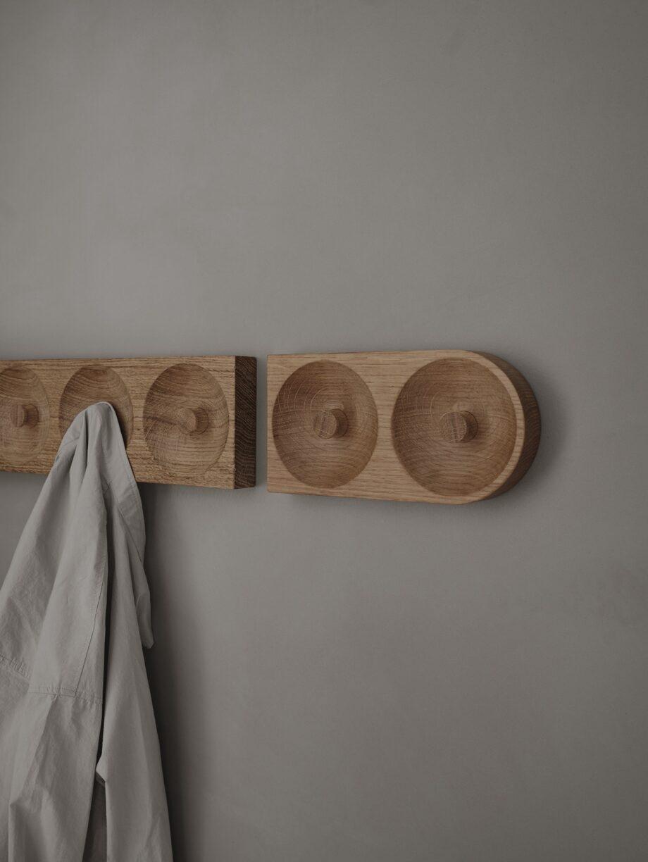 Wo Do wood Solid hooks wandhaken scandinavisch design