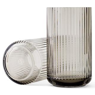 lyngby-vaas-38cm-glas-smoke-lyngby-porcelain