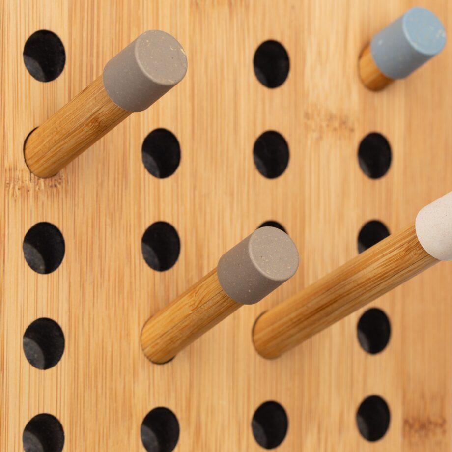 Dots voor scorebord we do wood
