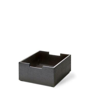 Skagerak Cutter houten opbergbox zwart