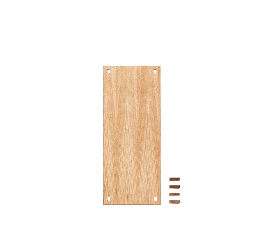 Extra plank voor Moebe shelving system eiken