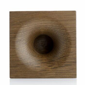 We Do wood Sono Ambra_houten speaker gerookt eikenhout