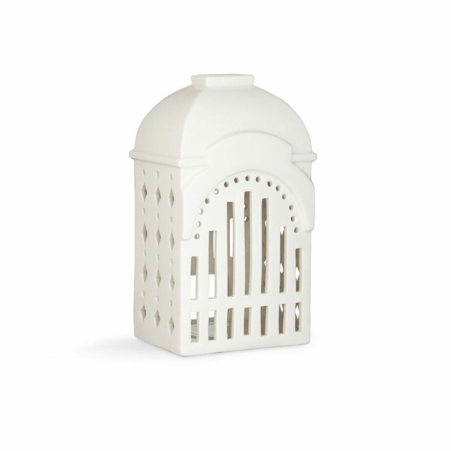 Urbania Light House tivoli theelichthouder van kahler design